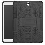 Чехол Yotrix Shockproof case для Samsung Galaxy Tab S3 9.7 (черный, пластиковый)
