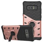 Чехол Yotrix StandCase для Samsung Galaxy Note 8 (розово-золотистый, пластиковый)