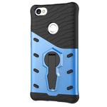 Чехол Yotrix StandCase для Xiaomi Redmi Note 5A/5A prime (голубой, пластиковый)