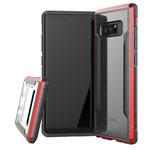 Чехол X-doria Defense Shield для Samsung Galaxy Note 8 (красный, маталлический)
