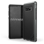 Чехол X-doria Defense Lux для Samsung Galaxy Note 8 (Black Carbon, маталлический)