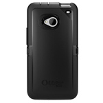 Чехол Otterbox Defender Series Case для HTC One 801e (HTC M7) (черный, пластиковый)