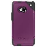 Чехол Otterbox Defender Series Case для HTC One 801e (HTC M7) (фиолетовый, пластиковый)