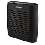 Портативная колонка Bose SoundLink Colour (черная, беcпроводная, моно)
