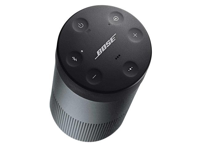 Портативная колонка Bose SoundLink Revolve (черная, беcпроводная, 360 град.)