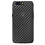 Чехол OnePlus Karbon Bumper Case для OnePlus 5 (черный, карбон)