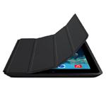 Чехол Yotrix SmarterCase для Apple iPad 2/new iPad (черный, кожаный)