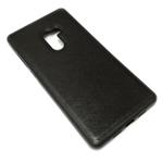 Чехол Yotrix SnapCase для Xiaomi Mi MIX 2 (черный, кожаный)