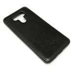Чехол Yotrix SnapCase для LG G6 (черный, кожаный)