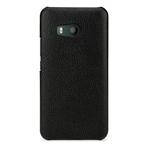 Чехол Yotrix SnapCase для HTC U11 (черный, кожаный)