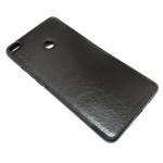 Чехол Yotrix SnapCase для Xiaomi Mi Max 2 (черный, кожаный)