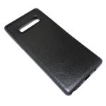 Чехол Yotrix SnapCase для Samsung Galaxy Note 8 (черный, кожаный)