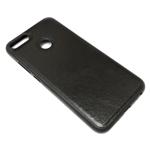 Чехол Yotrix SnapCase для Xiaomi Mi 1A/5X (черный, кожаный)