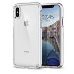 Чехол Devia Nobility case для Apple iPhone X (прозрачный, гелевый)