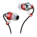 Наушники Ducati Corse i-01 Headphones (черные/красные, пульт/микрофон, 20-22000 Гц)