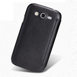 Чехол Nillkin Side leather case для Samsung Galaxy Grand Duos i9082 (черный, кожанный)