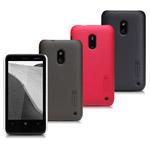 Чехол Nillkin Hard case для Nokia Lumia 620 (белый, пластиковый)