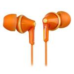 Наушники Panasonic Ergofit Earphones RP-HJE125 (оранжевые)