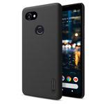 Чехол Nillkin Hard case для Google Pixel 2 XL (черный, пластиковый)