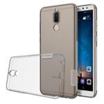 Чехол Nillkin Nature case для Huawei Mate 10 lite (серый, гелевый)