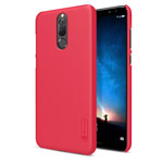 Чехол Nillkin Hard case для Huawei Mate 10 lite (красный, пластиковый)