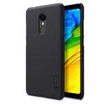 Чехол Nillkin Hard case для Xiaomi Redmi 5 (черный, пластиковый)