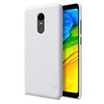 Чехол Nillkin Hard case для Xiaomi Redmi 5 plus (белый, пластиковый)