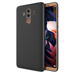 Чехол Nillkin Synthetic fiber для Huawei Mate 10 pro (черный, карбон)