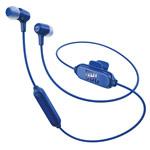 Беспроводные наушники JBL Wireless In-Ear Headphones E25BT (синие, пульт/микрофон)