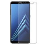 Защитная пленка Yotrix Glass Protector для Samsung Galaxy A8 2018 (стеклянная)