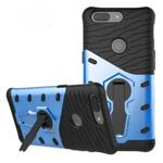 Чехол Yotrix StandCase для OnePlus 5T (синий, пластиковый)