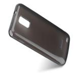 Чехол Jekod Soft case для Samsung Galaxy S2 i9100/S2 Plus i9105 (черный, гелевый)