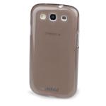Чехол Jekod Soft case для Samsung Galaxy S3 i9300 (черный, гелевый)