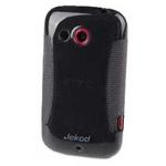 Чехол Jekod Soft case для HTC Desire C A320e (черный, гелевый)