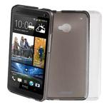 Чехол Jekod Soft case для HTC One 801e (HTC M7) (белый, гелевый)