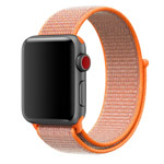 Ремешок для часов Synapse Sport Loop для Apple Watch (42 мм, оранжевый, нейлоновый)
