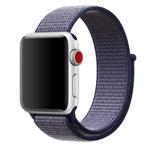 Ремешок для часов Synapse Sport Loop для Apple Watch (42 мм, фиолетовый, нейлоновый)