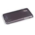Чехол Jekod Soft case для LG Optimus G E975 (черный, гелевый)