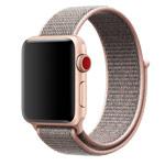 Ремешок для часов Synapse Sport Loop для Apple Watch (38 мм, розовый, нейлоновый)