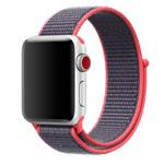Ремешок для часов Synapse Sport Loop для Apple Watch (38 мм, малиновый, нейлоновый)