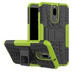 Чехол Yotrix Shockproof case для Huawei Mate 10 lite (зеленый, пластиковый)