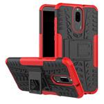 Чехол Yotrix Shockproof case для Huawei Mate 10 lite (красный, пластиковый)