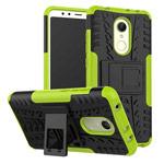 Чехол Yotrix Shockproof case для Xiaomi Redmi 5 (зеленый, пластиковый)