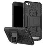 Чехол Yotrix Shockproof case для Xiaomi Redmi 5A (черный, пластиковый)
