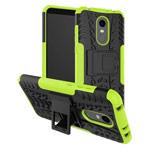 Чехол Yotrix Shockproof case для Xiaomi Redmi 5 plus (зеленый, пластиковый)