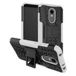 Чехол Yotrix Shockproof case для Xiaomi Redmi 5 plus (белый, пластиковый)