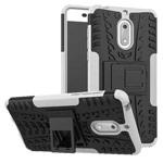 Чехол Yotrix Shockproof case для Nokia 6 (белый, пластиковый)