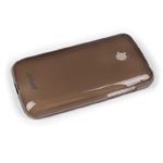 Чехол Jekod Soft case для LG Optimus Hub E510 (черный, гелевый)