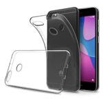 Чехол Yotrix UltrathinCase для Huawei P9 lite mini (прозрачный, гелевый)