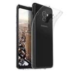 Чехол Yotrix UltrathinCase для Samsung Galaxy S9 (прозрачный, гелевый)